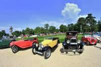 Фестиваль старинных автомобилей и мотоциклов в Чехии. Фоторепортаж с места событий