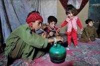 Наркотический ад в Афганистане: дети и героин