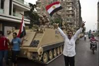 Армия Египта – самая демократическая армия в мире. Она гарантировала право на мирные собрания