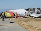 У пилота-стажера, разбившего самолет в Сан-Франциско, был такой же неопытный инструктор