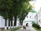 Государство, церковь и общественники подписали меморандум, по которому больница пока может оставаться на территории Киево-Печерской Лавры