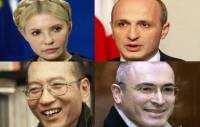 5 известных политзаключенных мира