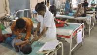 В Индии очередное массовое отравление детей. 900 школьников слегли после приема таблеток