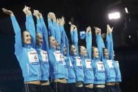 Украина взяла третью «Бронзу» на Чемпионате мира по синхронному плаванию