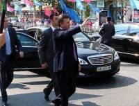Крещение Руси по-украински: за два дня Янукович умудрился рекордное количество раз унизить собственный народ. Картина выходных (27-28 июля 2013)