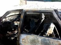В Мукачево взорвали машину с водителем. Балога увидел в этом руку регионалов