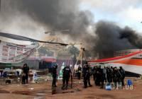 Столкновения в Каире глазами очевидцев. Фоторепортаж с места событий