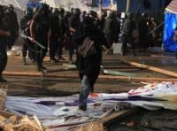 В Египте продолжается кровавое месиво. Жертвами столкновений с полицией стали 124 человека