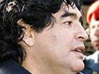 Легендарный Марадона трудоустроился  аж в пятом аргентинском дивизионе. Он бы еще в чемпионате Киевской области объявился