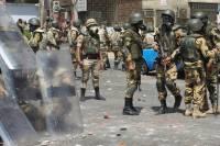 В египетской тюрьме погибли десятки сторонников «Братьев-мусульман»