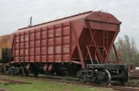 На Одесщине детишки, решив порезвиться, залезли на крышу вагона-зерновоза. Итог вполне предсказуем