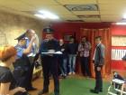 Милиция закрыла штаб-квартиру FEMEN. Ищут оружие и взрывчатку