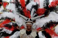 В Британии провели зажигательный афро-карибский карнавал