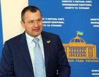 Скоро в Украине ежегодно будут оздоравливаться не менее 70 % детей школьного возраста /Палатный/