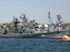 Сторожевой корабль российского Черноморского флота, которой якобы задержали украинские таможенники, вышел из Севастополя