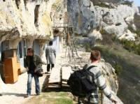 В Крыму из трех пещерных монастырей выселят монахов-самозванцев