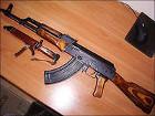На Хмельнитчине солдат-контрактник застрелился из автомата Калашникова