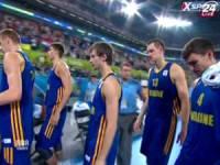 Пока все следили за футбольными еврокубками, сборная Украины по баскетболу проиграла четвертьфинал чемпионата Европы