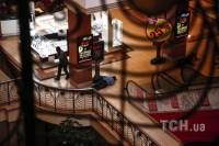 Захват заложников в торговом центре Найроби. Фоторепортаж с места событий