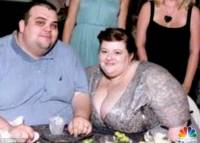 Сила воли творит чудеса. Семейная пара из США умудрилась сбросить на двоих почти 240 килограммов