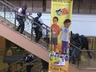 В кенийском торговом центре обнаружены несколько бомб. К счастью, их никто не взорвал