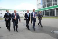 Благодаря таким предприятиям, как фармзавод «Дарница», Украине не стыдно перед Европой /Грищенко/