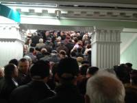 В Полтаве народ штурмует мэрию, Кузьмин пересчитывает дела против Тимошенко, а Евросоюз боится финансовых проблем. Картина дня (27 сентября 2013)