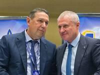 Суркис: Если вдруг что-то такое повторится, Украине не поздоровится;  Коньков: Мы будем работать, дабы отстоять футбольный Львов