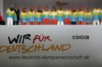 Олимпийский комитет ФРГ представил форму, в которой немецкие спортсмены отправятся на зимние Олимпийские игры в Сочи