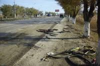 Взрыв в Волгограде. Под днищем взорвавшегося автобуса обнаружили гранату