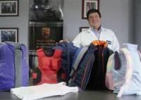 В Колумбии начали выпускать бронежилеты для детей