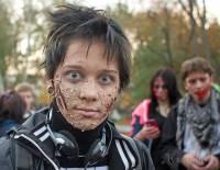 В преддверии Хэллоуина Одессу атакуют зомби