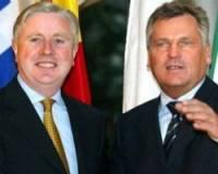 Кокс и Квасьневский наконец-то выбрали законопроект, по которому можно вывезти Тимошенко в Германию