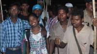 В Индии школьница спасла целый город от стада разъяренных слонов