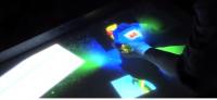 В это невозможно поверить, но японцы превратили ванну с водой в сенсорный экран
