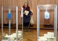 Рада приняла в первом чтении закон об изменениях законодательства о выборах, разработанный регионалами
