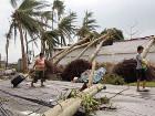 Еще не пришедшие в себя после тайфуна Филиппины ждет очередное природное испытание
