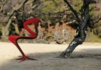 Вот, что получается, когда создателя стульев вдохновляют… японские иероголифы