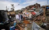 Последствия тайфуна на Филиппинах. Фоторепортаж с места событий