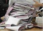 Длина бюллетеня в двух округах на повторных выборах достигает одного метра