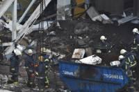 Жертв обрушения ТЦ в Риге становится все больше