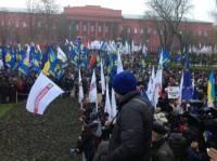 В Киеве стартовало народное шествие «За европейскую Украину!»