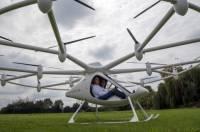 Похоже, скоро политики пересядут на электрические вертолеты. В Германии такой уже появился