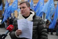Распоряжение Азарова о приостановлении евроинтеграции - «филькина грамота». Катеринчук получил решение суда