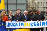 Евродепутаты устроили Евромайдан в Брюсселе