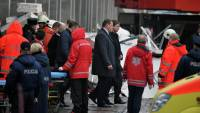 Из-за рухнувшего торгового центра премьер Латвии подал в отставку