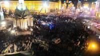 Оппозиция утверждает, что из Львова не выпускают автобусы с желающими присоединиться к Евромайдану
