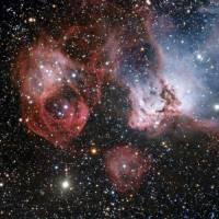 Это прорыв. Астрономам удалось заснять рождение и смерть звезды