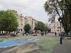 В знак приверженности евроинтеграции Винницкий горсовет назвал площадь в центре города Европейской