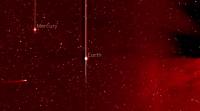 Любителям космоса будет на что посмотреть. NASA опубликовало изображение кометы ISON